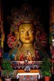 Статуя Maitreya Стоковые Изображения