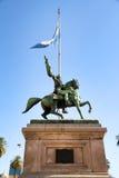 статуя manuel belgrano стоковая фотография rf