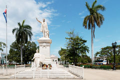 статуя marti jose стоковая фотография