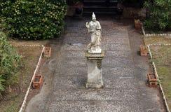 Статуя Minerva Стоковое Изображение RF