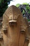 Статуя Naga каменная Стоковые Фото