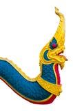 Статуя Naga Стоковые Фотографии RF