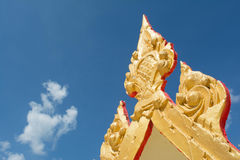 Статуя Naga стоковое фото