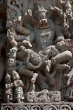 статуя narasimha Стоковые Изображения RF