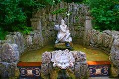 Статуя Neptun Стоковая Фотография