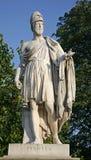 статуя pericles paris стоковое изображение rf
