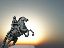 статуя peter Стоковые Фотографии RF