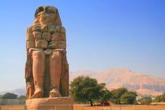 статуя pharaoh стоковое фото