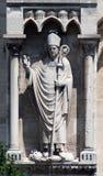 статуя pope стоковая фотография