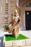 статуя pope стоковые фотографии rf