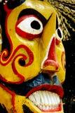 Статуя Pulau Tiga Стоковая Фотография