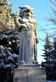 Статуя Radegast Стоковое Изображение