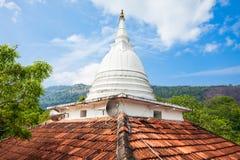 Статуя Rambadagalla Samadhi Будды Стоковое Изображение RF