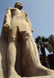 статуя ramesses ii Стоковая Фотография RF