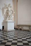 статуя reale palazzo стоковое изображение rf
