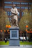 статуя rembrandt Стоковое Изображение RF