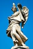 статуя rome ангела Стоковая Фотография