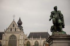 статуя rubens Паыля peter стоковая фотография