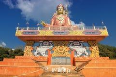 Статуя Samdruptse, огромная буддийская мемориальная статуя в Сиккиме стоковые изображения rf