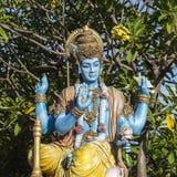 Статуя Shiva, индусский идол около Ubud, острова Бали, Индонезии Стоковые Изображения