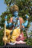 Статуя Shiva, индусский идол Стоковое фото RF