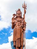 Статуя shiva Стоковые Изображения RF