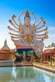 Статуя shiva Стоковое Изображение RF