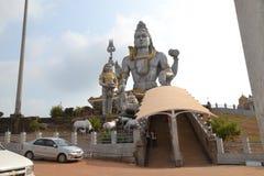 Статуя Shiva - Murudeshwar Стоковая Фотография RF