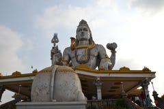 Статуя Shiva - Murudeshwar Стоковая Фотография