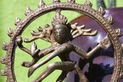 Статуя Shiva Nataraja Стоковое Изображение