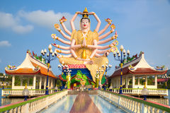 статуя shiva samui koh Стоковая Фотография