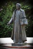статуя slovak бард национальная стоковая фотография rf
