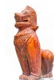 Статуя swrpent Стоковые Изображения RF