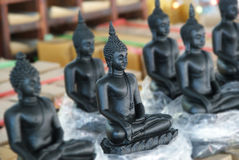 Статуя Tฺhe Будды Стоковые Фотографии RF