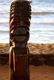 Статуя Tiki Стоковое Фото