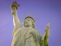 статуя vegas вольности las Стоковые Фотографии RF