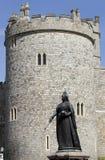 статуя victoria ферзя Стоковая Фотография RF