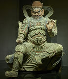 Статуя Virapaksa в Lushun, Китае Стоковая Фотография RF