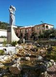 Статуя Viver стоковое фото
