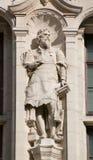 статуя william caxton стоковые фото