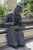Статуя William Tyndale в Бристоле стоковые фото