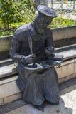 Статуя William Tyndale в Бристоле стоковое изображение