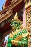 Статуя Yaksha Стоковая Фотография RF