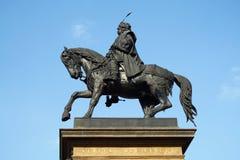 статуя z podebrad jiri Стоковое фото RF