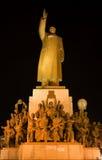 статуя zhongshan mao shenyang героев фарфора квадратная Стоковые Изображения
