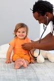 стационар доктора ребенка Стоковые Фото