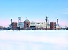 Стадион банка NBT Стоковые Фото
