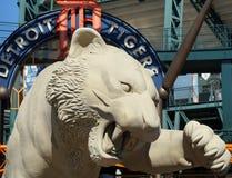 Стадион бейсбола Стоковые Изображения