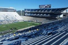 Стадион бобра, колледж финансируемый властями штата, PA Стоковая Фотография RF