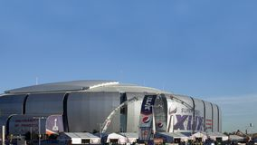 Стадион кардиналов Аризоны Стоковое фото RF